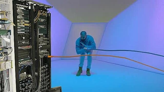 Computer Man. Happy sysadmin day! 27/07/18
