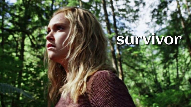 Clarke griffin (madi) | survivor