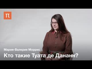Тексты древнеирландского периода — Мария-Валерия Моррис