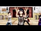 【MMD】Zumba Tippy Toe - Electronic