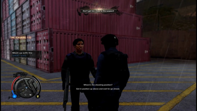Sleeping Dogs - Hostage Situation 03 (Cop Job)