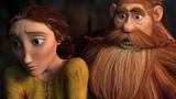 Стоик и Валка вспоминают старую песню. Как приручить дракона 2 (2014) год.