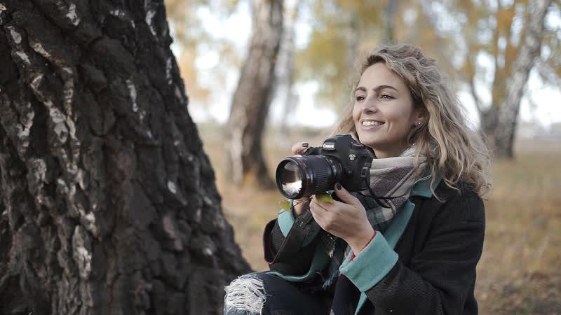 Осенняя сказка от фотографа Ксении Харитоновой/backstage