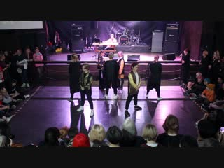 Breakpoint - bts - idol - k-pop cover battle stage #5