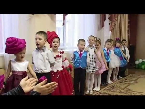 Утренник 8 марта ШАРМАН-ШОУ. МБДОУ №18 Настенька г.Астрахани