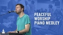 Peaceful Worship Piano Medley by Jon Thurlow The Prayer Room Live Moment