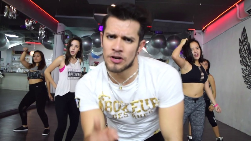 Machika - J Balvin, Jeon, Anitta - Coreo by Cesar James Zumba Cardio Extremo Cancun