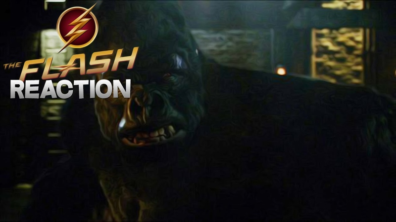 Reaction | 21 серия 1 сезона The Flash/Флэш