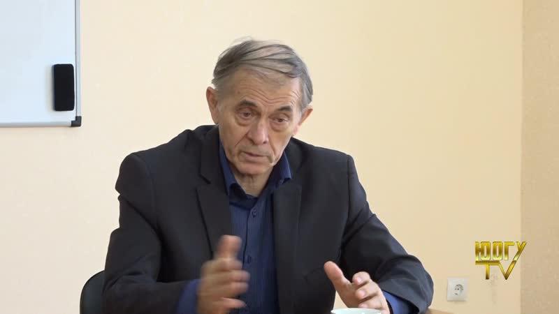 Лаврентий Касоев гость Литературной гостиной