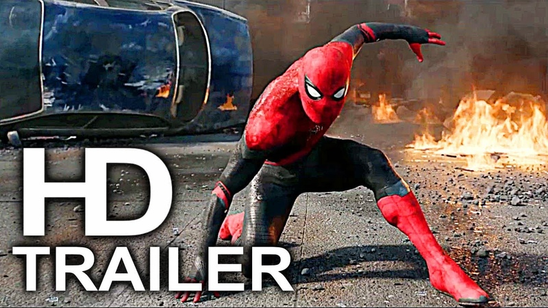 SPIDER-MAN FAR FROM HOME Thanoss Snap Trailer NEW (2019) Marvel Superhero Movie HD