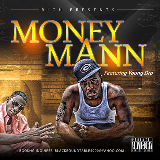 Rich альбом Money Mann (feat. Young Dro)