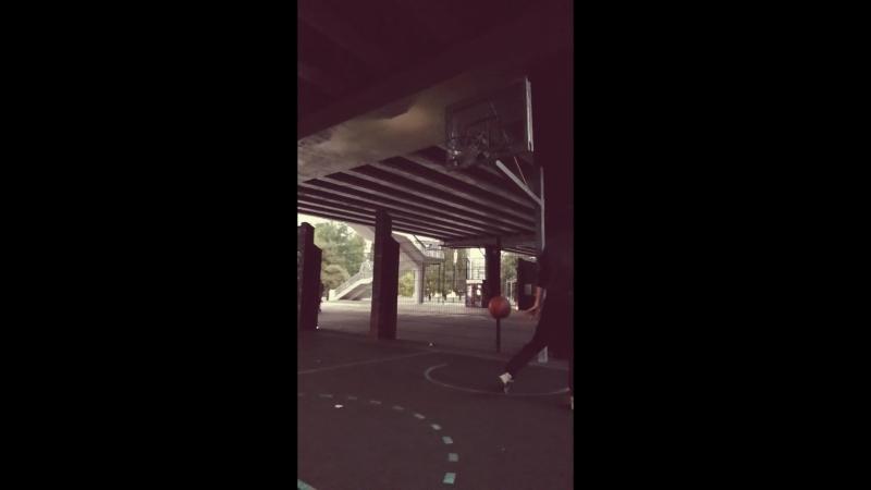 Children's slam dunk.mp4