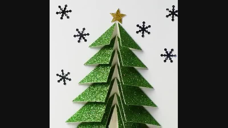 Прикольные дню, простые рождественские открытки бери и делай