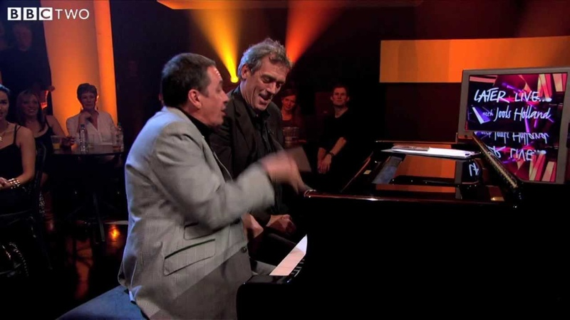 Hugh Laurie Jools Holland play an amazing piano duet - Later... with Jools Holland - BBC Two HD