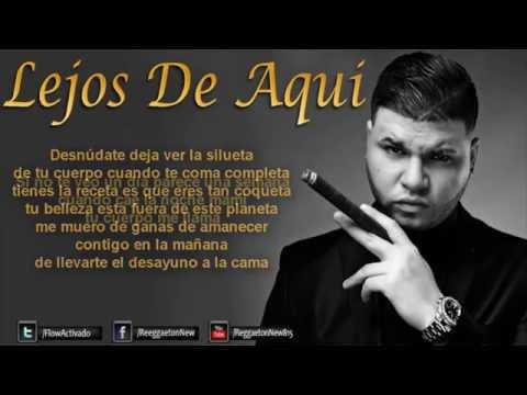 Farruko - Lejos De Aqui (LyricsLetra) (New Urban Music Uruguay)