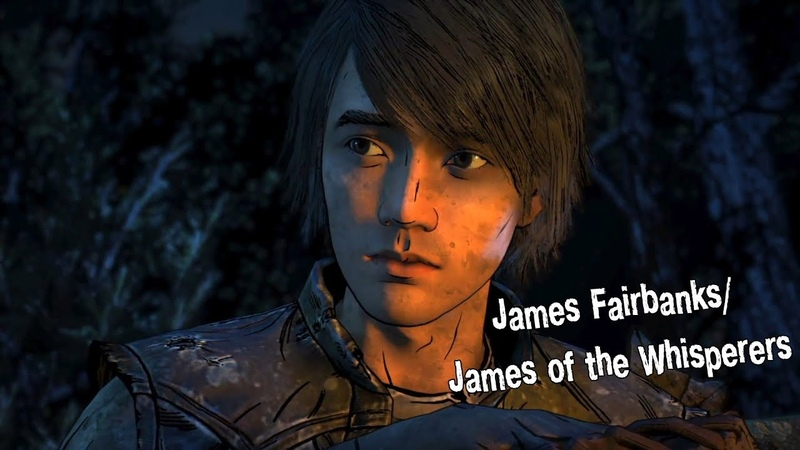 Crossfire - James Fairbanks/James of the Whisperers (The Walking Dead (Video Game)). GMV