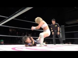 AZM & Starlight Kid vs. Hiromi Mimura & Konami - Stardom Goddesses Of Stardom Tag League 2017 - Tag 2