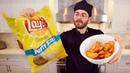 Jenna Marbles • КАК приготовить чипсы Lays ! - Дженна Марблс