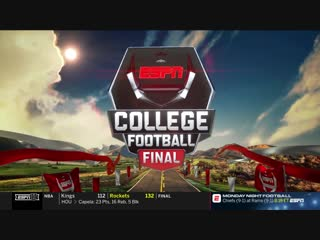NCAAF 2018 / College Football Final / Week 12 / EN