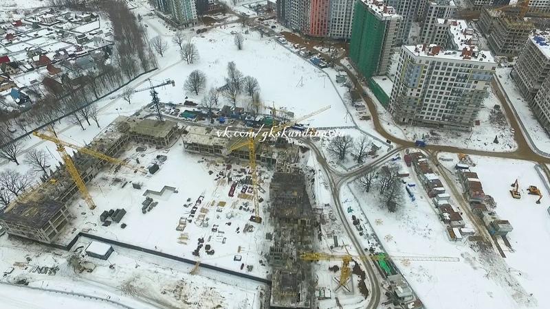ЖК Скандинавия А101 Коммунарка 28.02.2019