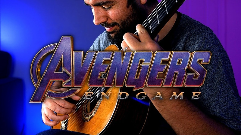 Avengers Endgame - Main Theme Classical Guitar Cover (Beyond The Guitar)