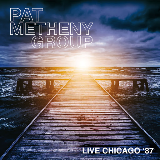 Pat Metheny Group альбом Vic Theater, Chicago, Nov 29 1987 (Live)