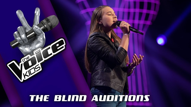 Morgaine – So Far Away | The Voice Kids 2019 | The Blind Auditions