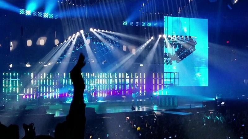 Twenty One Pilots - Ride (live) 11.9.2018 @ Talking Stick Resort Arena | Phoenix, AZ
