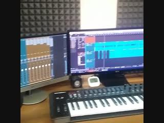 Отрывок новго трека ♡♡♡.mp4