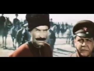 Бой Красной Армии против белогвардейцев и казаков - Эпизоды из к_ф  Первая конная