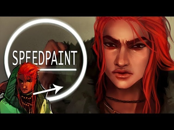 Feed Him To The Rats REPAINT 2015 【 SPEEDPAINT ✦ TIMELAPSE 】