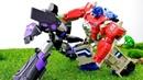 Decepticons Energon'a saldırıyorlar Transformers ve LEGO oyuncakları Erkek oyunu izle