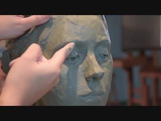 Первая Образовательная программа по направлению Скульптура. Рисунок