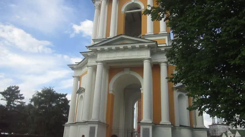Рязань красивейший город России. вид.-блок 1133