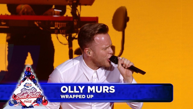 Olly Murs 'Wrapped Up' Live at Capital's Jingle Bell Ball 2018