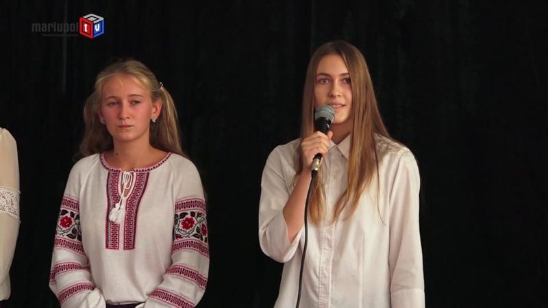 В школе номер 15 Мариуполя прошла спартакиада в честь погибшего в АТО Андрея Назаренко