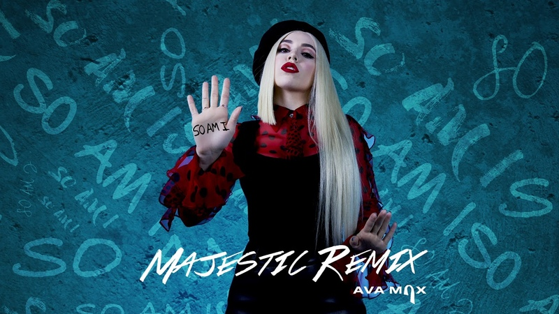 Ava Max So Am I Majestic Remix Official Audio