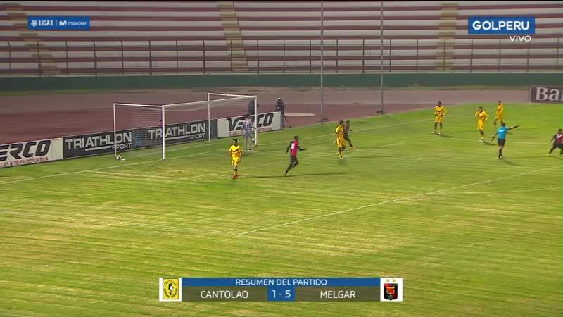 17 2019 перу апертура Cantolao vs. FBC Melgar (1-5)
