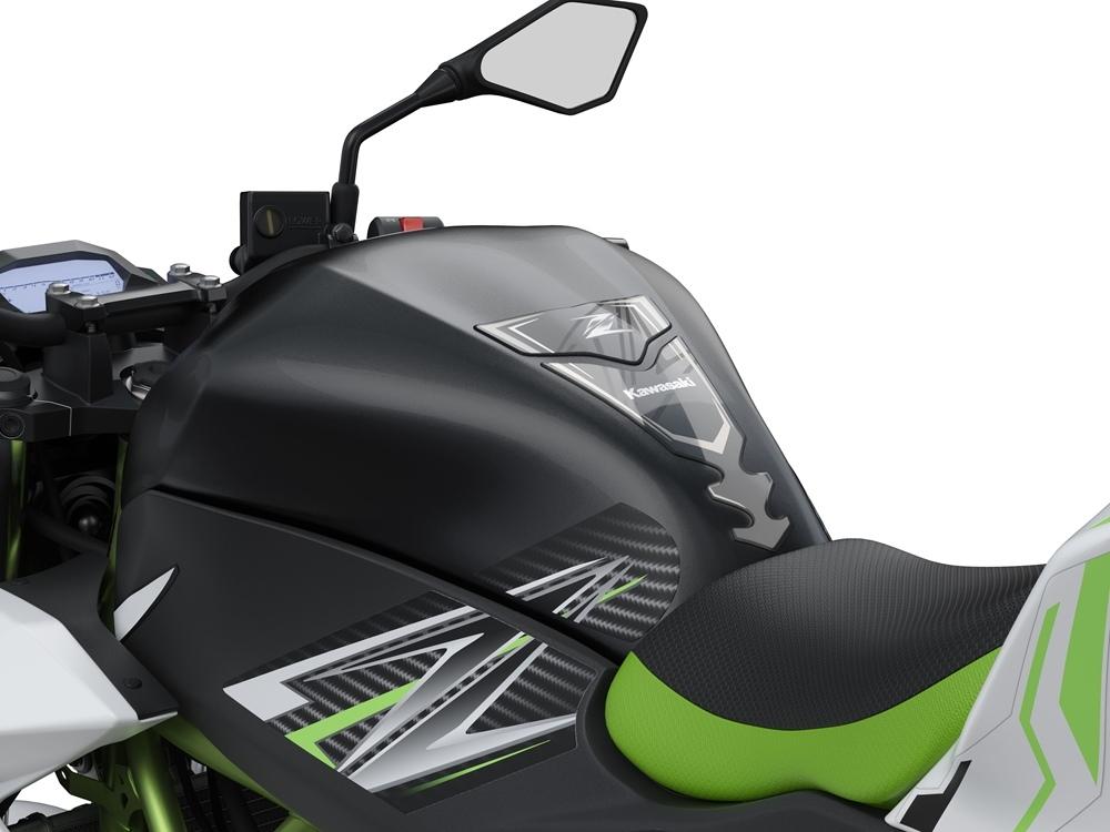 Intermot 2018: нейкед Kawasaki Z125 2019