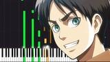 Name of Love - Attack on Titan Season 3 Part 2 (Ending) Piano Tutorial PianoPrinceOfAnime