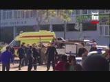 Взрыв в колледже Керчь. Погибли -18, Ранены - около 70 человек