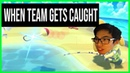 ADC Decision Making: What to do when team gets caught