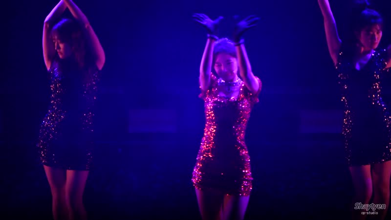 181020.오마이걸(OHMYGIRL) 아린(ARIN) - Queen 토요일밤에 @가을동화 직캠(Fancam).by.Shaytyen