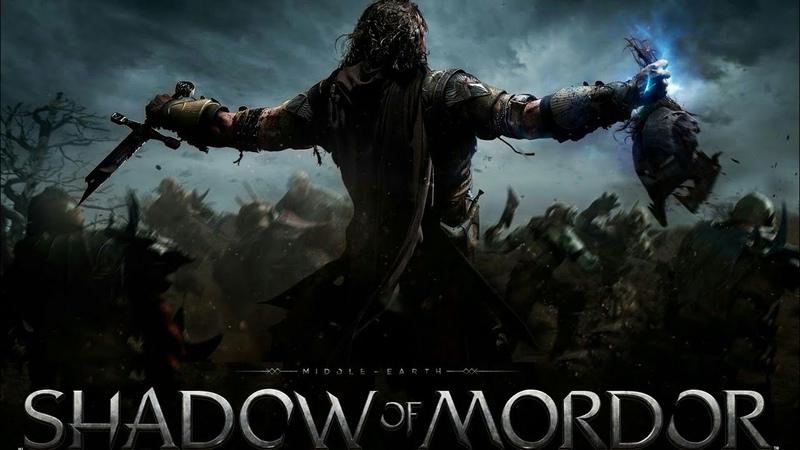 Средиземье : Тени Мордора 3 Ночной стрим PS4 Live