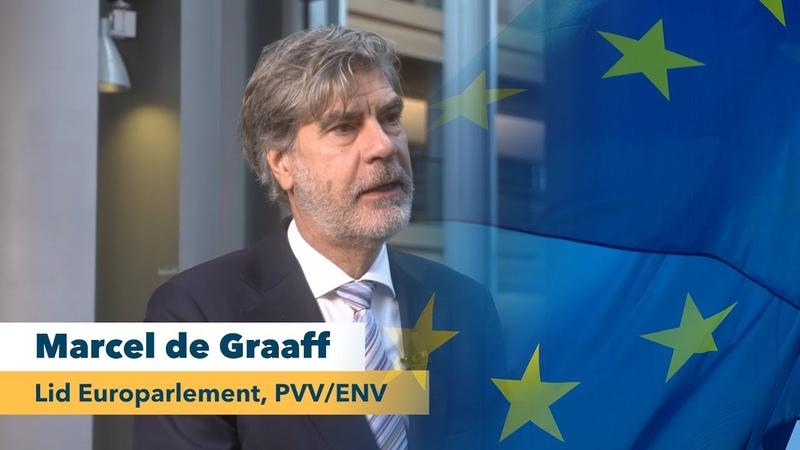 Marcel de Graaff We zijn goed op weg naar het einde van de EU - YouTube