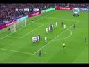 Барселона - ПСЖ 6-1 гол Неймара штрафной 5 гол