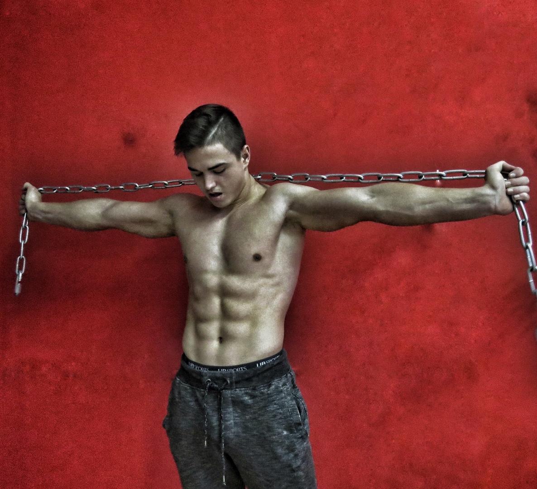 Курянин претендует на всероссийскую премию развития уличного современного спорта