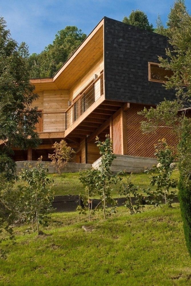 Дом в Мальдонадо от Matías Silva Aldunate Architect