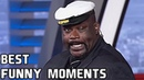 Shaquille O'Neal BEST FUNNY MOMENTS