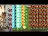Plants vs Zombies 2 - Electric Peashooter, Wasabi Whip, Snow Pea